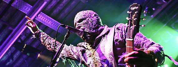 Amen von Lordi live (solo - Guitar Clinic)